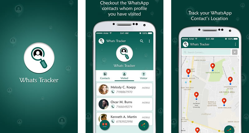 Whats Tracker Android