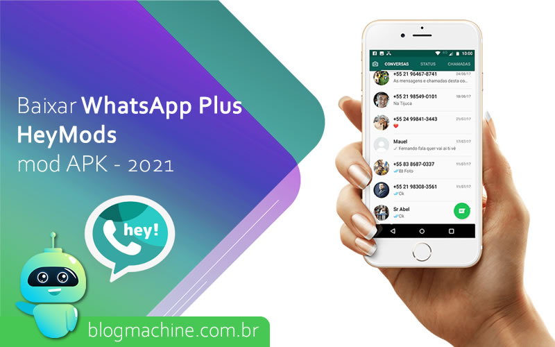 Heymods WhatsApp Plus